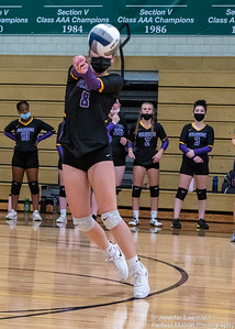Griffin Volleyball vs Brockport-16