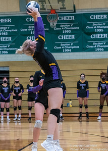 Griffin Volleyball vs Brockport-27