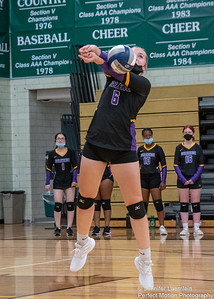 Griffin Volleyball vs Brockport-23