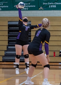 Griffin Volleyball vs Brockport-19