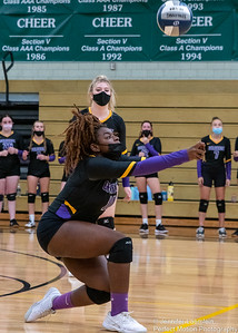 Griffin Volleyball vs Brockport-15