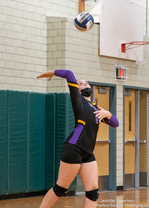 Griffin Volleyball vs Brockport-44