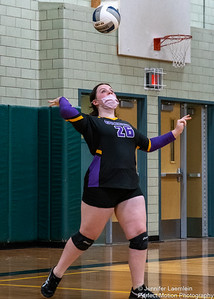 Griffin Volleyball vs Brockport-25