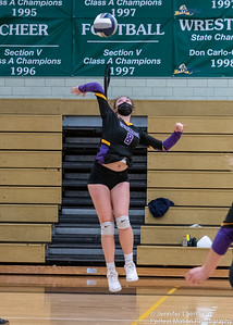 Griffin Volleyball vs Brockport-33