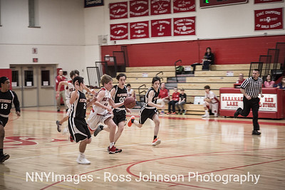 Basketball JV - SL vs Plattsburgh