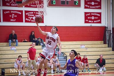 Basketball JV - SL vs Ticonderoga