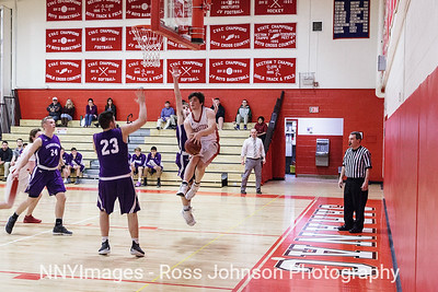 Basketball - SL vs Ticonderoga