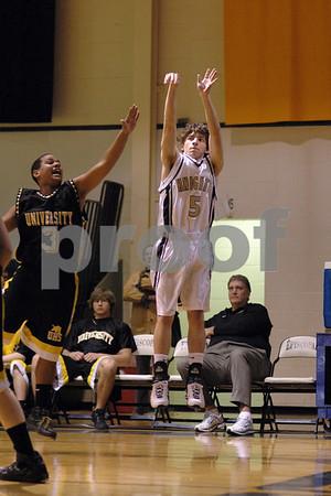 Episcopal Boys JV Basketball  vs U-High (02-16-07)