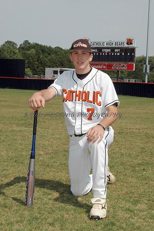 2008 CHS Baseball Teams and Individual Photos