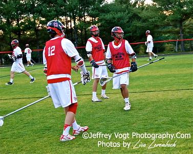 04-12-2012 Quince Orchard HS vs Magruder HS Varsity Boys  Photos by Lisa Levenbach