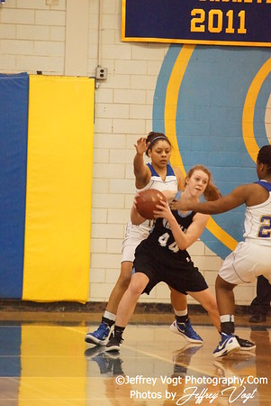 02-27-2012 Gaithersburg HS vs Walt Whitman HS Varsity Girls Basketball Rd#2 Playoff Photos by Jeffrey Vogt