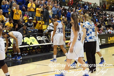 03-10-2012 Gaithersburg HS vs Wise HS Varsity Girls Basketball Playoffs State Final Photos by Jeffrey Vogt