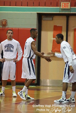 03-03-2012 Magruder HS vs Churchill HS Varsity Boys Basketball Playoffs Regional Finals Photos by Jeffrey Vogt