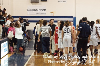 02-07-2012 Magruder HS vs Wootton HS Varsity Girls Basketball Photo by Jeffrey Vogt
