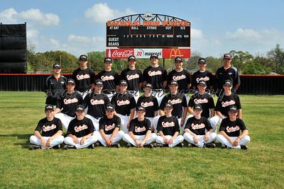 Freshman baseball team