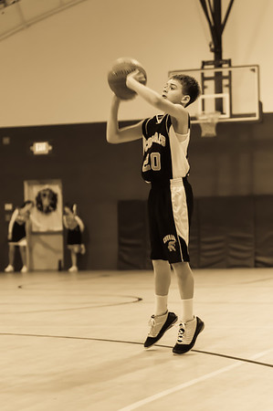 Middle School Boys Basketball