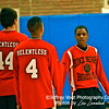 Quince Orchard Cougars #44 Bailey Avissar, #4 miles Davis, and #1 Aaron King