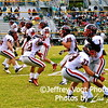 Quince Orchard Cougars warm up