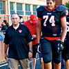 #74 Christian Moore walks with his favorite teacher