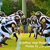 Paint Branch Panthers warm up