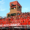 The Red Army at home