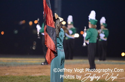 Marching Band and Color Guard
