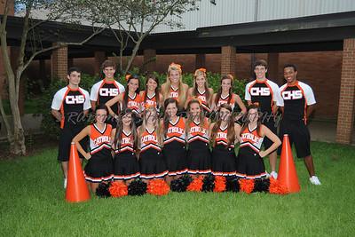 2012 Cheerleaders