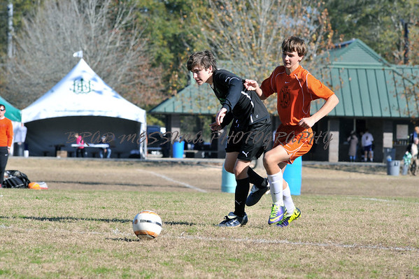 Freshman soccer games 1-3/4-2014