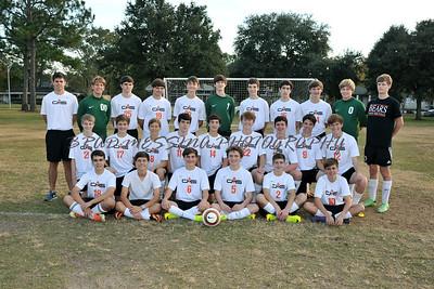 jv soccer team