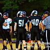 Quince Orchard Team Captains: #15 Mike Murtaugh, #7 Malcolm Brown, #2 Brad Walker, and #66 Scott Mongold