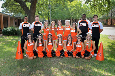2013 chs cheerleaders