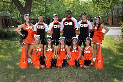 senior chs cheerleaders