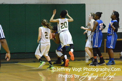 01-23-2015 Damascus HS vs Watkins Mill HS Varsity Girls Basketball, Photos by Jeffrey Vogt. MoCoDaily