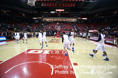 03-12-2015 Meade HS vs Springbrook HS Boys Varsity 4A Semi Final MPSSAA Basketball, Photos by James McCrae, MoCoDaily