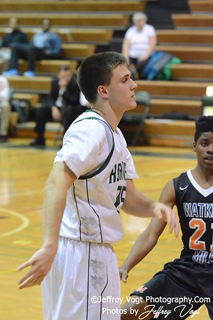 01-23-2015 Damascus HS vs Watkins Mill HS Varsity Boys Basketball, Photos by Jeffrey Vogt. MoCoDaily