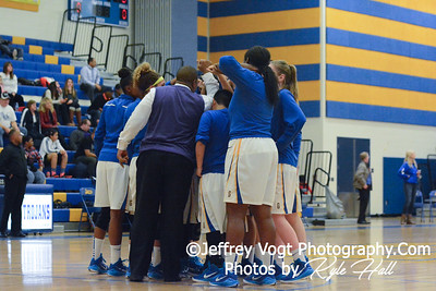 12-22-2014 Magruder HS vs. Gaithersburg HS Varsity Girls Basketball By Kyle Hall MoCoDaily