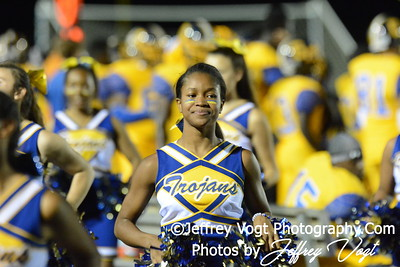 09-12-2014 Gaithersburg HS Cheerleading and Poms, Photos by Jeffrey Vogt, MoCoDaily