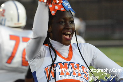 09-12-2014 Watkins Mill HS Cheerleading, Photos by Jeffrey Vogt, MoCoDaily
