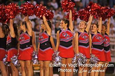 09-19-2014 Quince Orchard HS Cheerleading & Poms, Photos by Lisa Levenbach