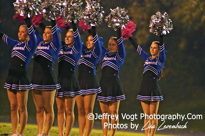 10-16-2014 Sherwood HS Cheerleading & Poms, Photos by Lisa Levenbach