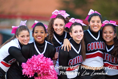 10-24-2014 Quince Orchard HS Cheerleading &  Poms, Photos by Lisa Levenbach