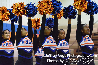 12-17-2014 Watkins Mill HS Poms, Photos by Jeffrey Vogt, MoCoDaily