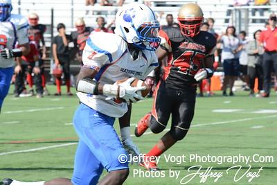 09-20-2014 Wheaton HS vs Watkins Mill HS Varsity Football, Photos by Jeffrey Vogt, MoCoDaily