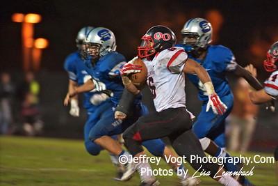 10-16-2014 Sherwood HS vs Quince Orchard HS Varsity Football, Photos by Lisa Levenbach
