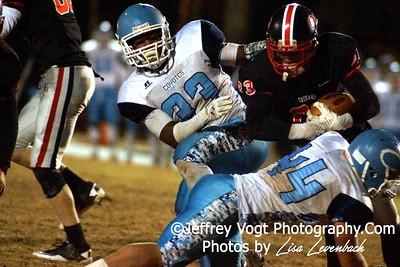 11-14-2014 Quince Orchard HS vs Clarksburg HS Varsity Football Playoffs Round 1,  Photos by Lisa Levenbach, MoCoDaily