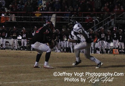 11-21-2014 Quince Orchard HS vs Northwest HS Varsity Football, Playoffs Rd #2, Photos by Kyle Hall, MoCoDaily