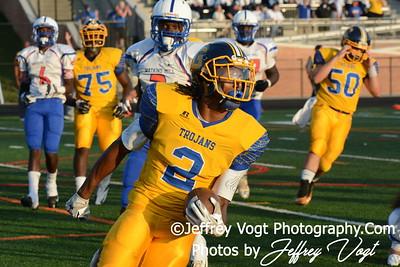 09-12-2014 Gaithersburg HS vs Watkins Mill HS Varsity Football, Photos by Jeffrey Vogt, MoCoDaily