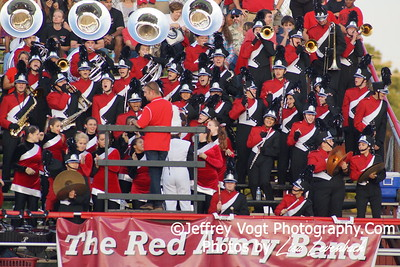 09-12-2014 Quince Orchard HS Marching Band, Photos by Lisa Levenbach