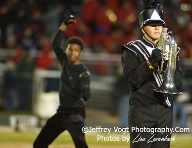 11-01-2014 Northwest HS Marching Band, Photos by Lisa Levenbach