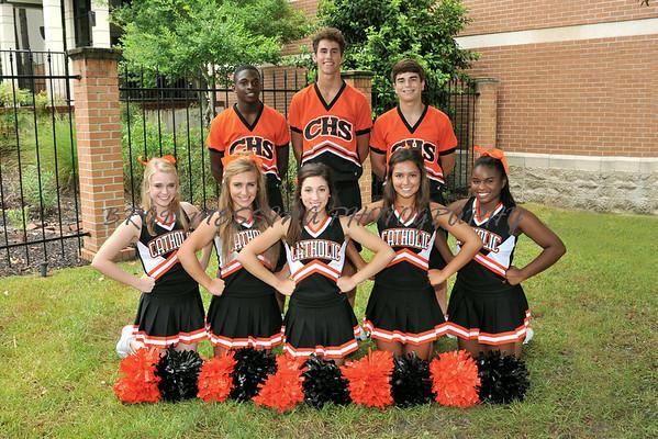 2015-16 CHS Cheerleaders